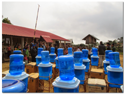 NEW Water Filters for Laos