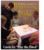 Beginning Bridge Coded Cards