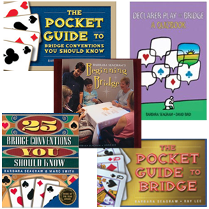 Barbara Seagram Bridge Books - Bridge E-Books