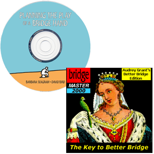 Barbara Seagram Bridge Software - Cd's