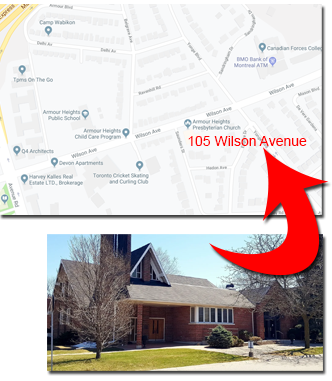 105 Wilson Avenue<br />North York