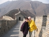 Great Wall - Barb and Alex - Cruise to the Orient