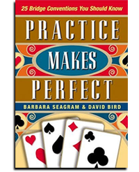 BARBARA'S NEW BOOK  - PRACTICE MAKES PERFECT