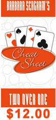 NEW CHEAT SHEET - Two Over One